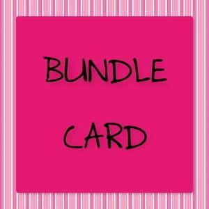 BUNDLE CARD